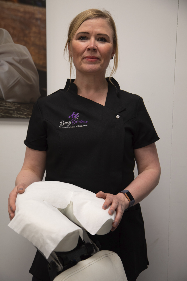 office massage therapy London
